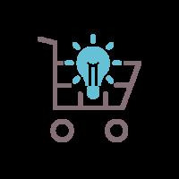 Criamos sua loja virtual e lhe ensinamos como administrar ela para que possa ser totalmente independente.