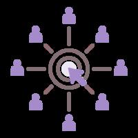 Desenvolvemos todo o conteúdo para redes sociais e prestamos todo o suporte.
